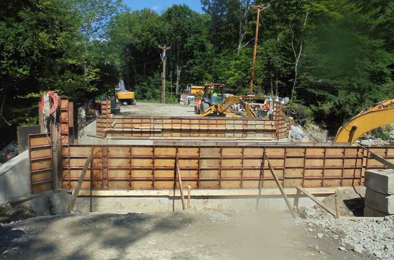 Andover VT Route 11 Accelerated Bridge Project Construction Inspection