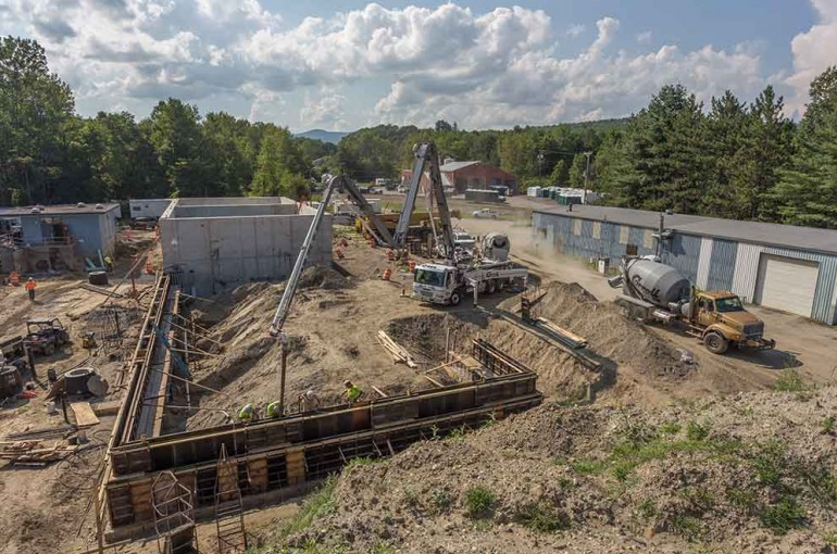 Randolph Wastewater Treatment Facility Upgrade and Process Conversion