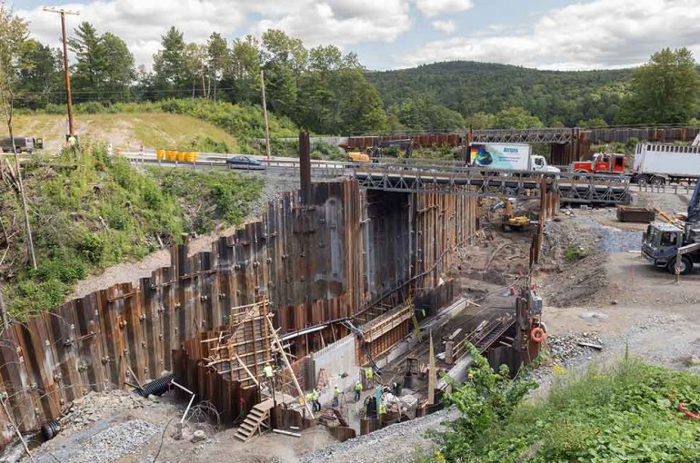 Ryegate $15.2M Design-Build Culvert Replacement