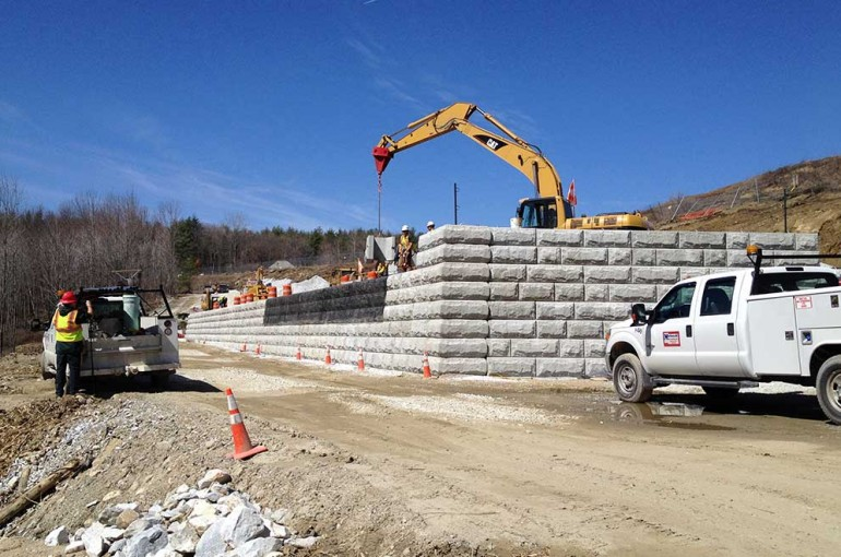 Rutland – Southern Vermont Regional Airport, Runway 1 Safety Area Upgrades