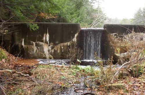 Ann Jackson Dam Removal