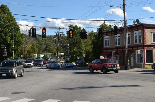 Ayers Street Intersection
