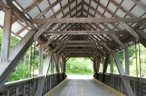 Bump Covered Bridge