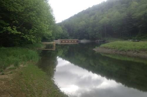 Camp Killooleet Dam