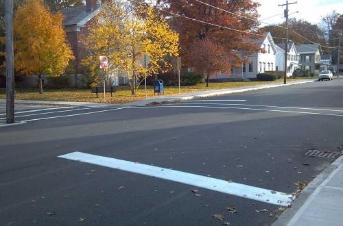 Union Street Sidewalk