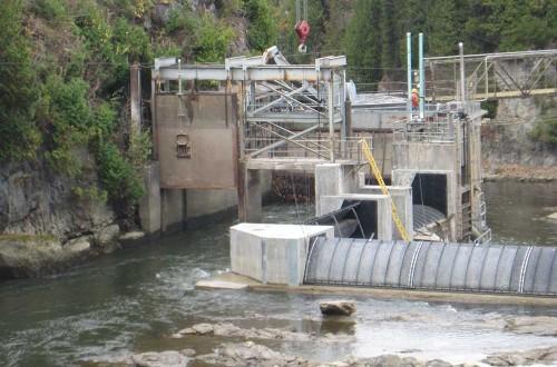Winooski Gorge 18 Hydro