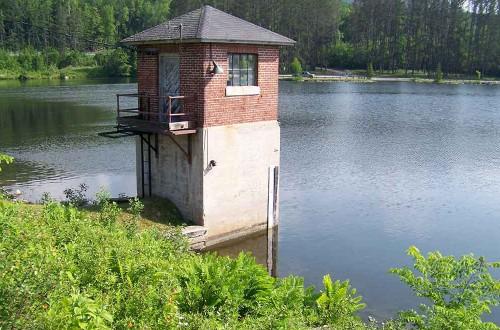 Marshfield Hydroelectric Dam