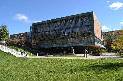 Norwich Student Center