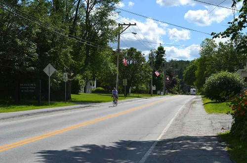Moretown Sidewalk