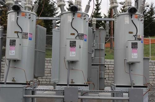 Substation 45 Design Services Dubois Amp King Inc