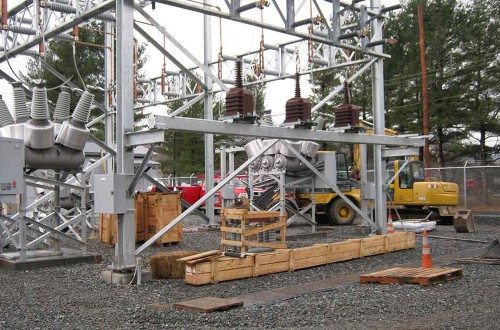 Velco, GMP Substation