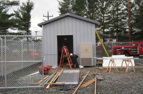 Velco, GMP Substation