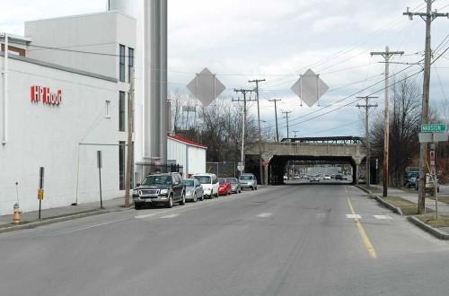 Libbytown Traffic