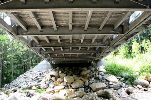 Silver Bridge, USFS