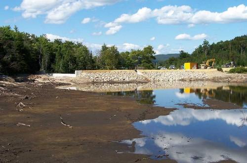 Beaver Pond Dam