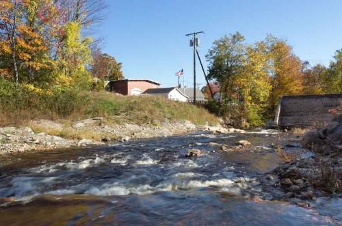 Union Village Dam Removal