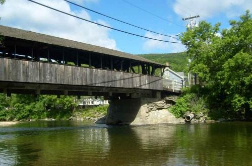 Village Covered Bridge