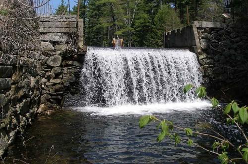 Wason Pond Dam