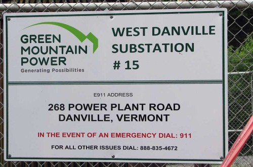 West Danville Powerplant