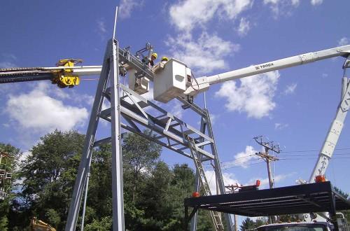 Substation Upgrade