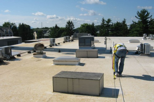 Midd Fall Protection