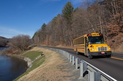 VT Highway Slope Stabilization