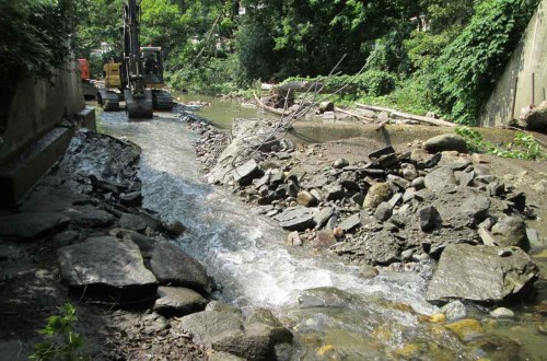 Geer Dam Removal