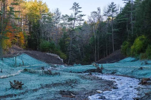 Norwich Reservoir Dam Removal